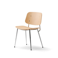 Søborg Steel Base | Multipurpose chairs | Fredericia Furniture