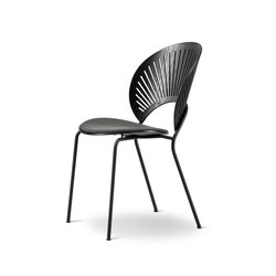 Trinidad Chair - seat upholstered | Sillas | Fredericia Furniture