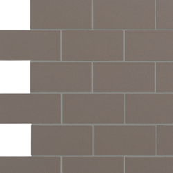 Retro Active 2.0 - Antico Taupe | Ceramic mosaics | Crossville