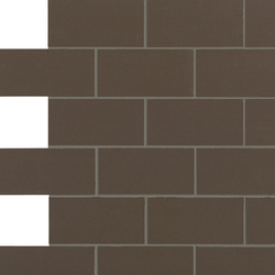 Retro Active 2.0 - Roasted Chestnut | Ceramic mosaics | Crossville