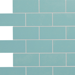 Retro Active 2.0 - Gulf Breeze | Ceramic mosaics | Crossville