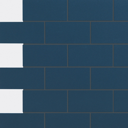 Retro Active 2.0 - Royal Navy | Ceramic mosaics | Crossville