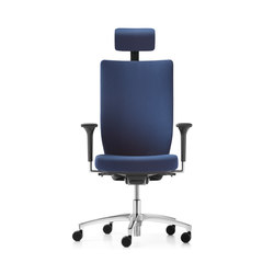Stilo mesh comfort | Office chairs | Dauphin