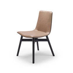 Amelie | Basic with wooden frame with cross | Chairs | Freifrau Sitzmöbelmanufaktur