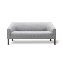 Kile Sofa 2-seat | Lounge sofas | Fredericia Furniture