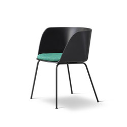 Verve 4 Leg - seat upholstered | Sillas | Fredericia Furniture