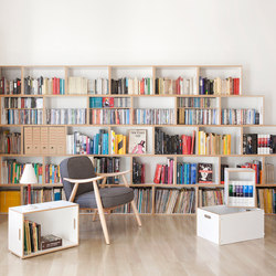 BrickBox Large | Office shelving systems | BrickBox