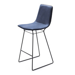 Amelie | Counter Stool High | Barhocker | Freifrau Sitzmöbelmanufaktur