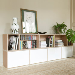 BrickBox Oak Large | Shelving | BrickBox