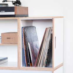 BrickBox XL Small | Office shelving systems | BrickBox