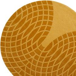 Grande Rug | Yellow | Alfombras / Alfombras de diseño | Verpan