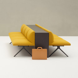 Kiik | Waiting area benches | Arper