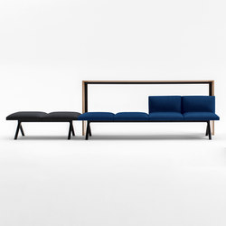 Kiik | Sitzbänke | Arper