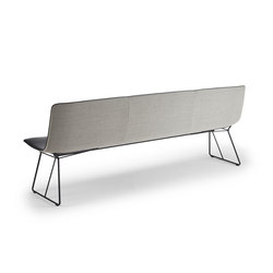 Amelie | Bench | Bancos | Freifrau Sitzmöbelmanufaktur