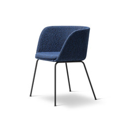 Verve 4 Leg - fully upholstered | Sedie | Fredericia Furniture