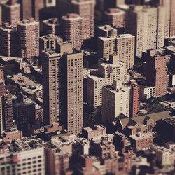 Vintage | City | Quadri / Murales | INSTABILELAB