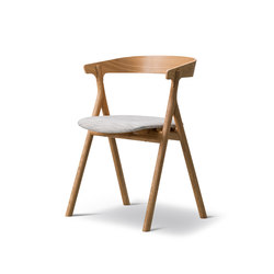 Yksi Chair | Sedie visitatori | Fredericia Furniture