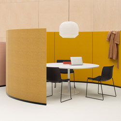 Paravan | Sound absorbing architectural systems | Arper