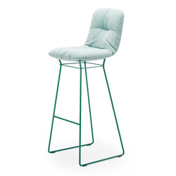 Leya | Barstool High | Bar stools | FREIFRAU MANUFAKTUR