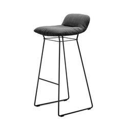 Leya | Barstool Low | Barhocker | Freifrau Sitzmöbelmanufaktur