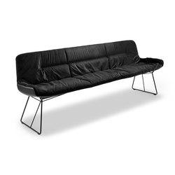 Leya   Bench   Sitzbänke   Freifrau Sitzmöbelmanufaktur