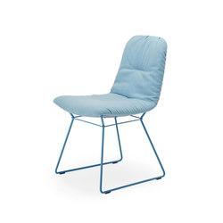 Leya | Chair with wire frame | Chairs | FREIFRAU MANUFAKTUR