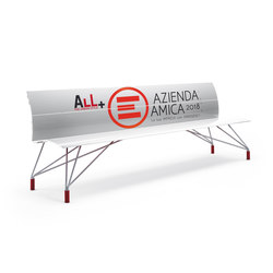 Filo | Azienda Amica Emergency | Garden benches | ALL+