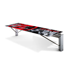 Loco | Azienda Amica Emergency | Exterior benches | ALL+