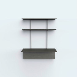 TEAM wall desk | Shelving | Expormim