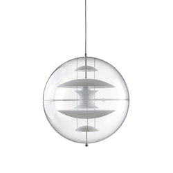 VP Globe | Glass Ø40 - Pendant | Suspended lights | Verpan