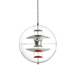 VP Globe | Ø40 - Pendant | Suspended lights | Verpan