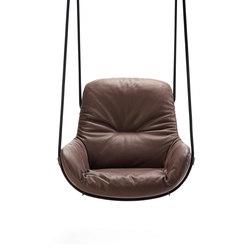 Leya | Swing Seat | Armchairs | Freifrau Sitzmöbelmanufaktur