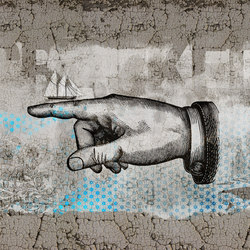 Sign | The Hand | Peintures murales / art | INSTABILELAB