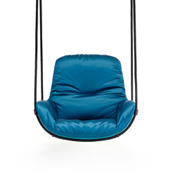Leya | Swing Seat | Loungesessel | Freifrau Sitzmöbelmanufaktur