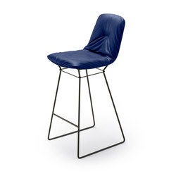 Leya | Counter Stool High | Barhocker | Freifrau Sitzmöbelmanufaktur