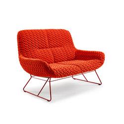 Leya | Lounge Couch | Sofás | Freifrau Sitzmöbelmanufaktur