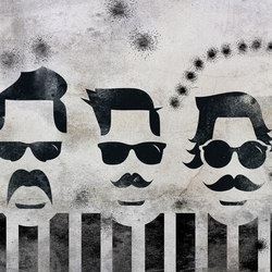 Teenager | Gang Band | Wall art / Murals | INSTABILELAB