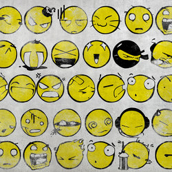 Teenager | Yellow | Quadri / Murales | INSTABILELAB