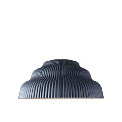 Kaskad Midnight Blue Big | Suspended lights | SCHNEID