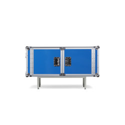 Total Flightcase | Credenze | Diesel with Moroso