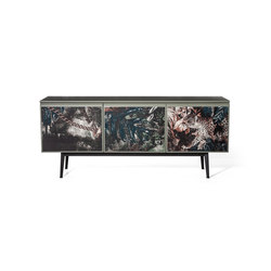 Voltaire Sideboard | Sideboards / Kommoden | Diesel with Moroso