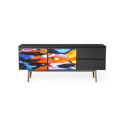 Voltaire Sideboard | Sideboards | Diesel with Moroso