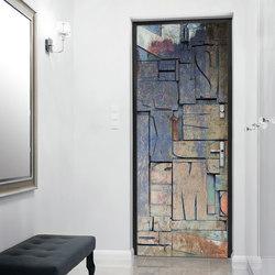 Doorpaper | Ghutt | Wall art / Murals | INSTABILELAB