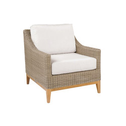 Frances Deep Seating Lounge Chair | Sillones | Kingsley Bate