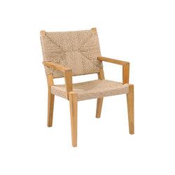 Hadley Dining Armchair | Gartenstühle | Kingsley Bate