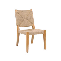 Hadley Dining Side Chair | Gartenstühle | Kingsley Bate