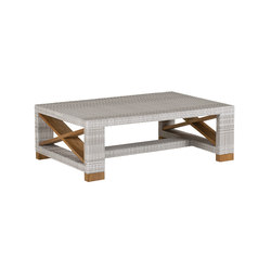 Jupiter Coffee Table w/ Glass | Coffee tables | Kingsley Bate