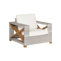 Jupiter Deep Seating Lounge Chair | Sillones | Kingsley Bate