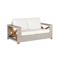 Jupiter Deep Seating Settee | Sofas | Kingsley Bate