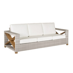 Jupiter Deep Seating Sofa | Garden sofas | Kingsley Bate